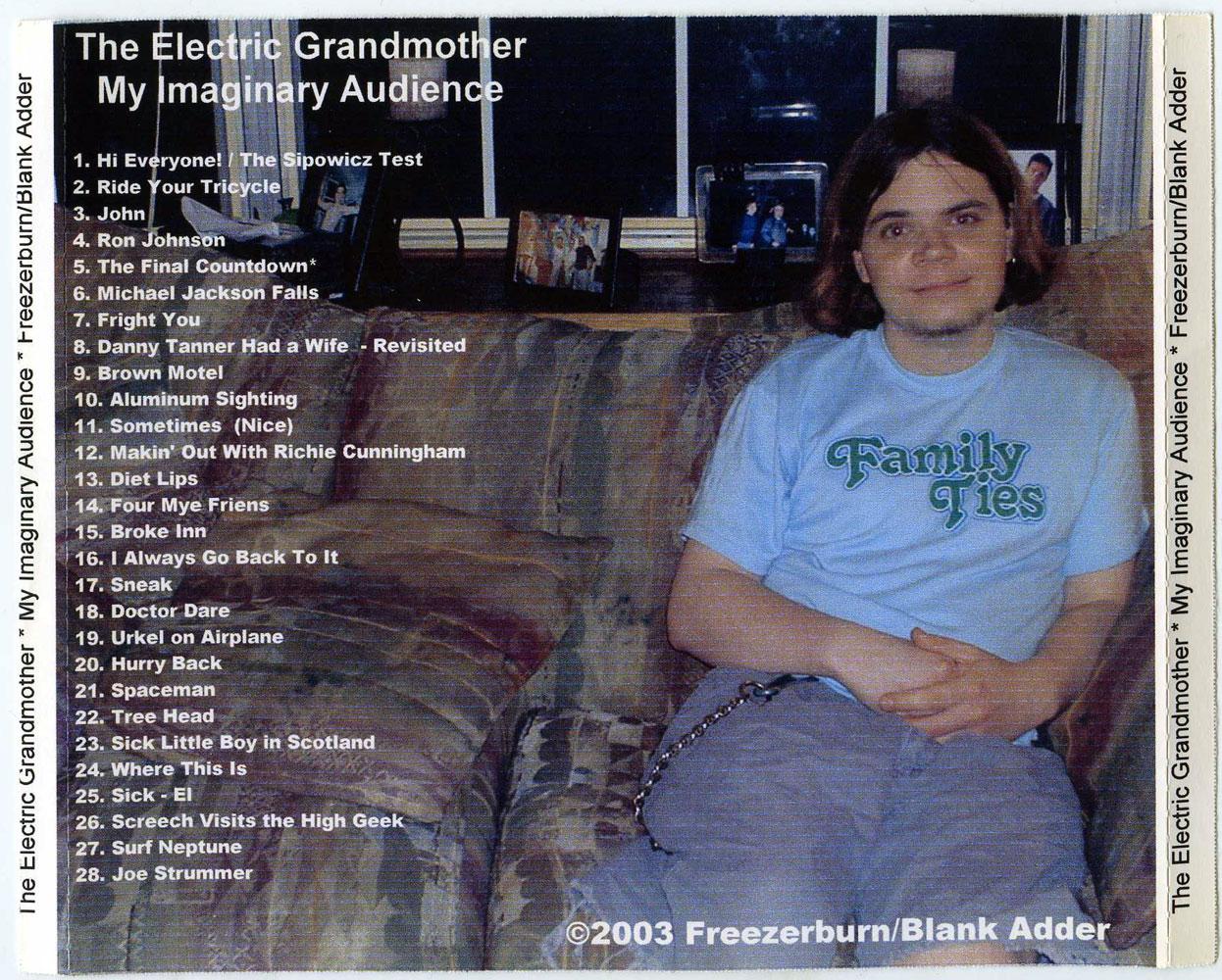 Electric Grandmother Home Electric Grandmother